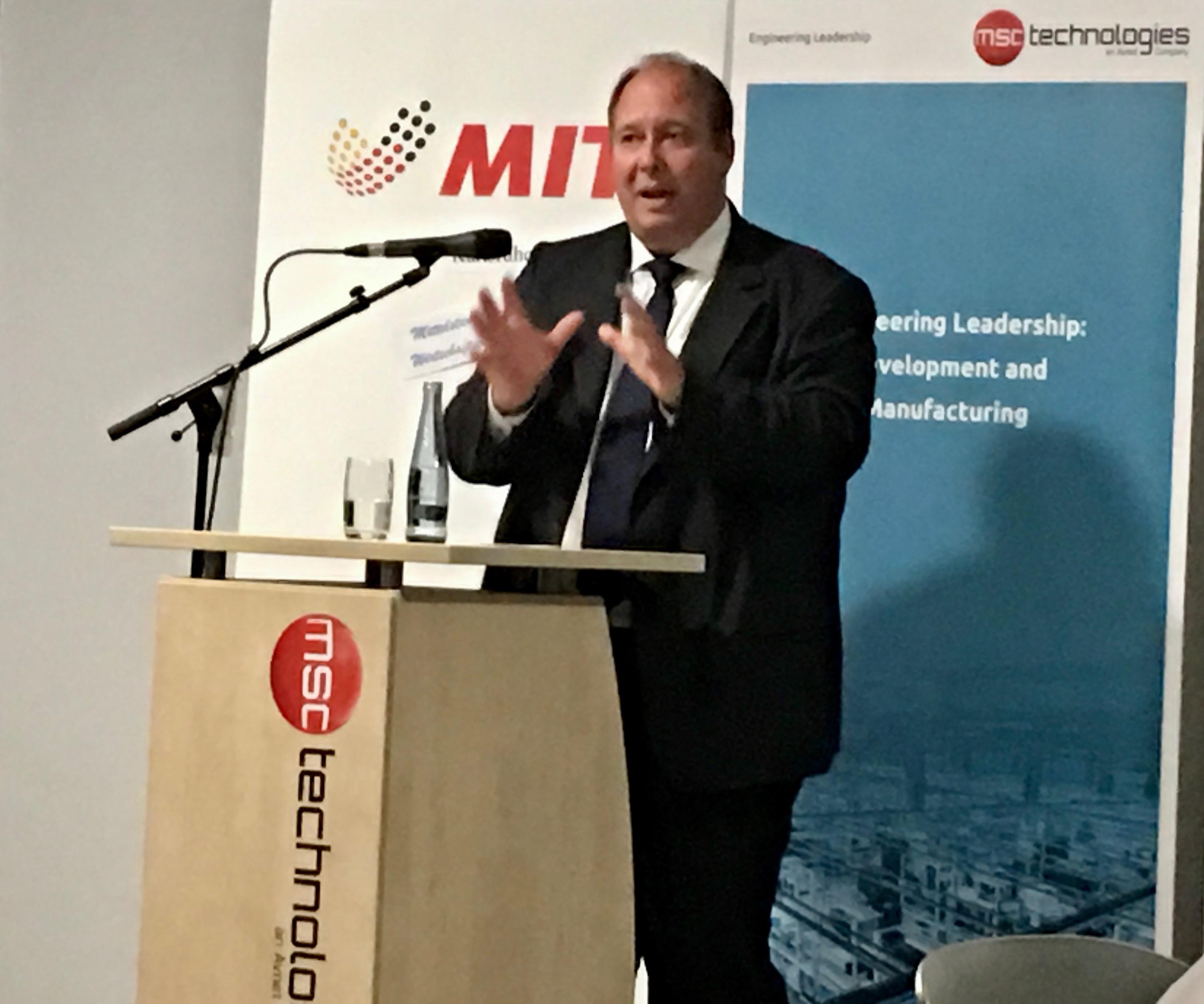 Kanzleramtsministerminister Helge Braun