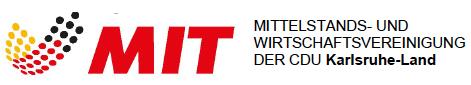 MIT Karlsruhe-Land Logo